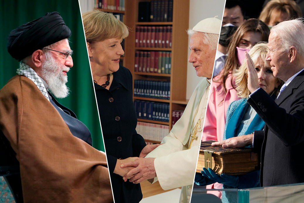 How to make sense of religion in foreign policy – secular orders and religious states