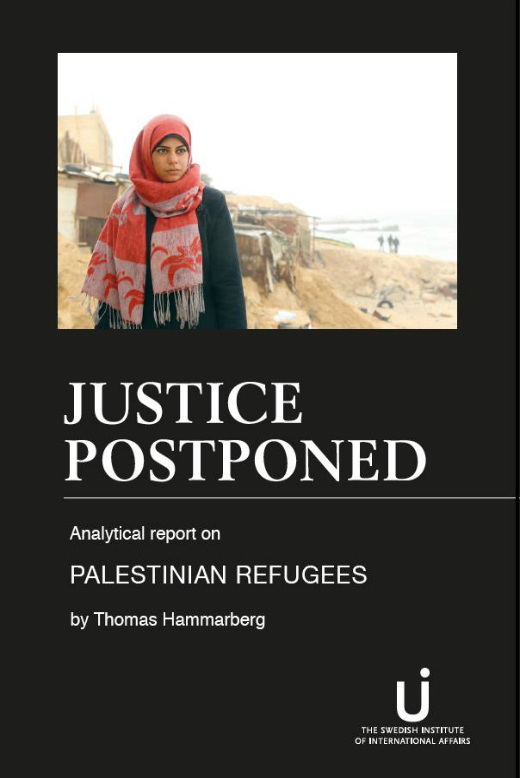 Image result for Thomas Hammarberg: Justice Postponed.
