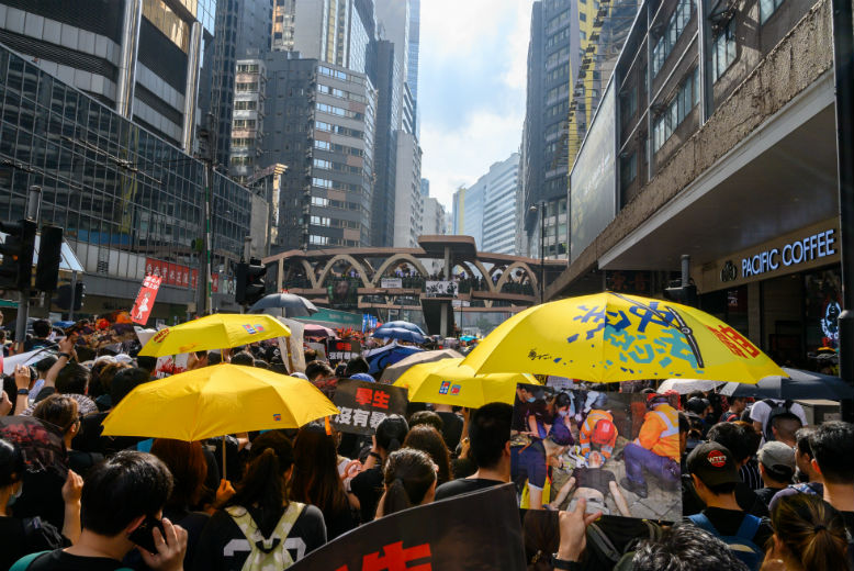 The UI Podcast: Hong Kong protests five years after the Umbrella Movement