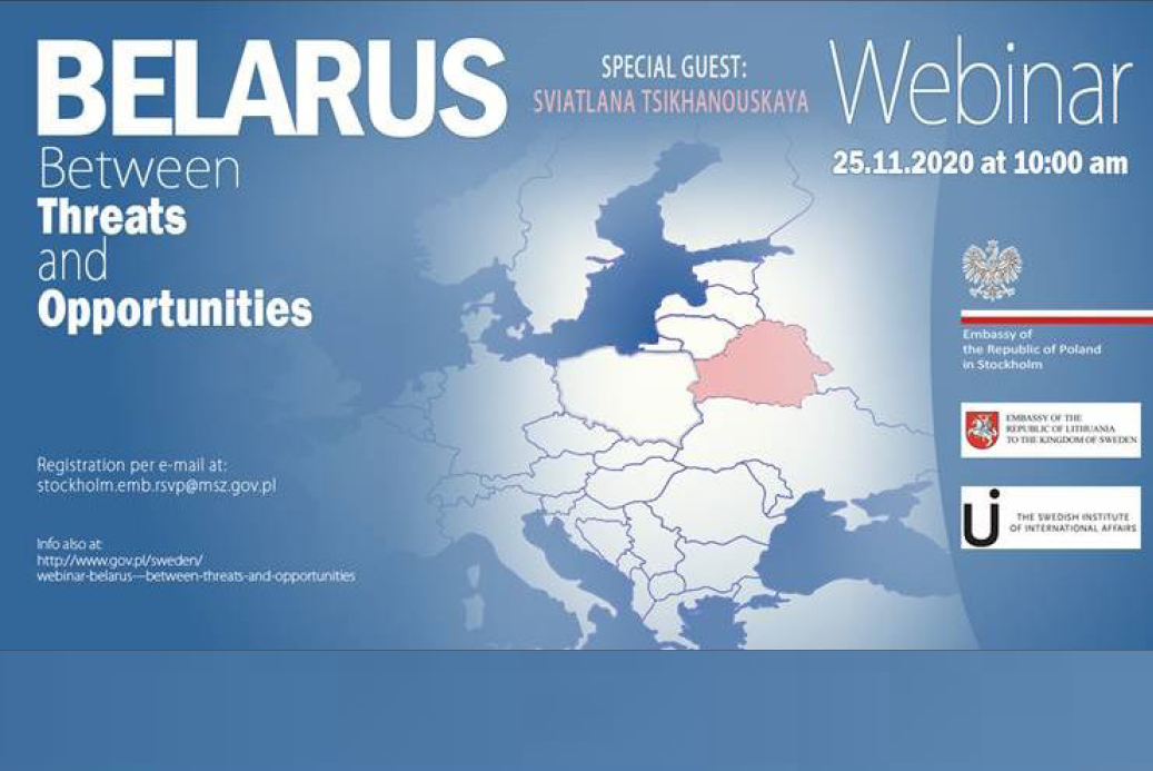 Belarus Between Threats and Opportunities