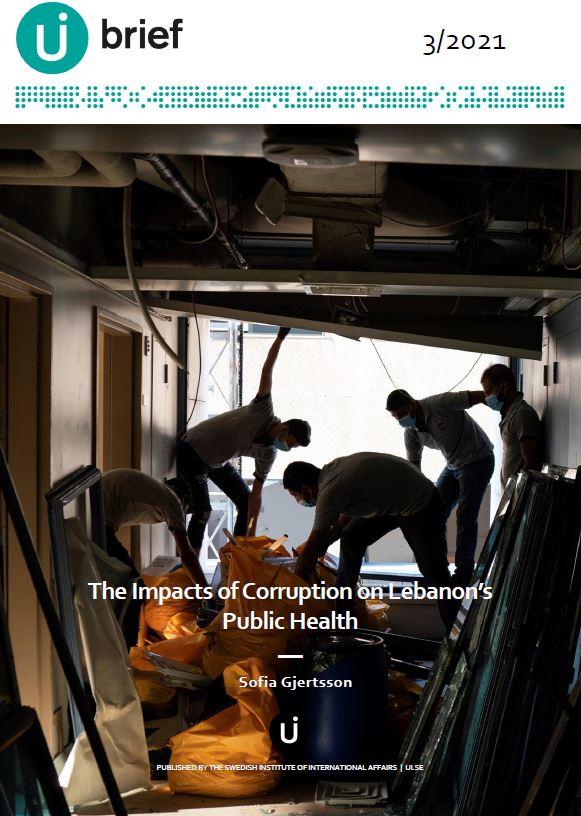 The Impacts of Corruption on Lebanon's Public Health