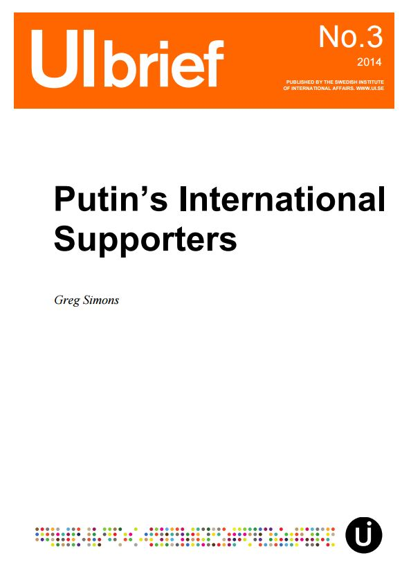 Putin's International Supporters