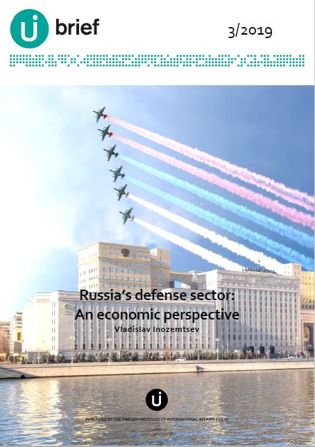 Russia's defense sector: An economic perspective