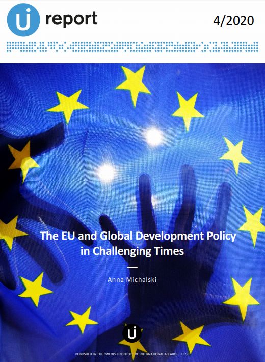 The EU and Global Development Policy in Challenging Times