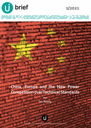 China, Europe and the New Power Competition over Technical Standards