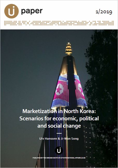 Marketization in North Korea: Scenarios for economic, political and social change