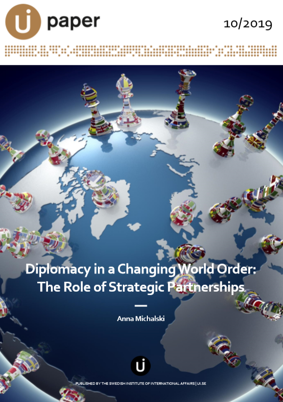 Diplomacy in a Changing World Order: The Role of Strategic Partnerships