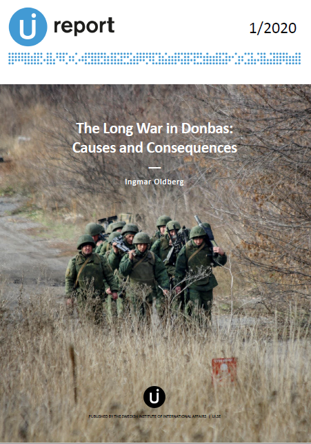 The Long War in Donbas: Causes and Consequences
