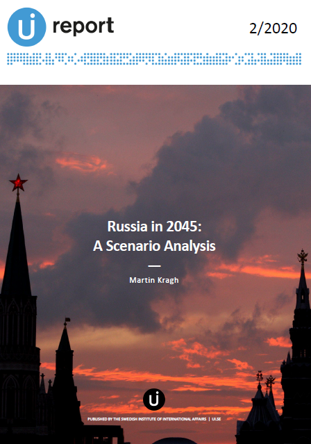 Russia in 2045: A Scenario Analysis