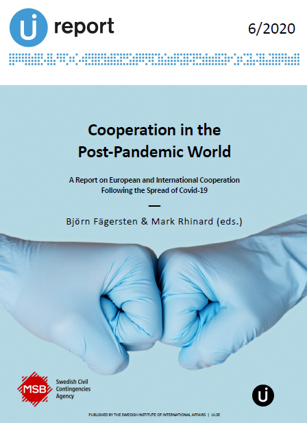Cooperation in the Post-Pandemic World