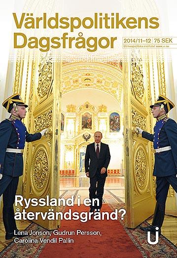 Rysslands utrikespolitik hardnar