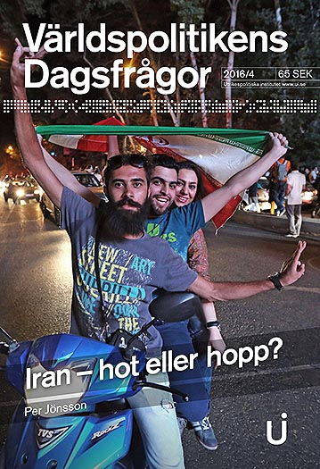 Iran hot eller hopp