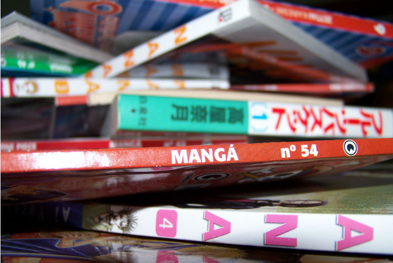 Exhibiting 'Japan' by Means of Manga