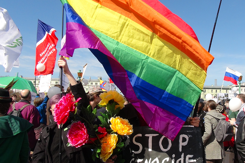 New article: Russia's spectacle of 'traditional values': rethinking the politics of visibility