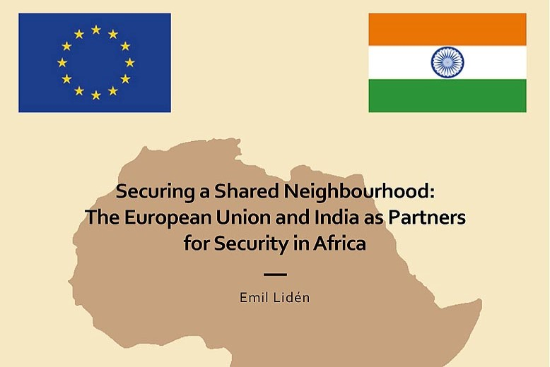 UI Brief: EU and India as Partners for Security in Africa