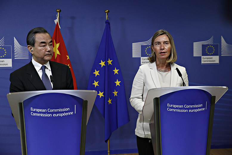 New report: 'Political values in Europe-China relations'