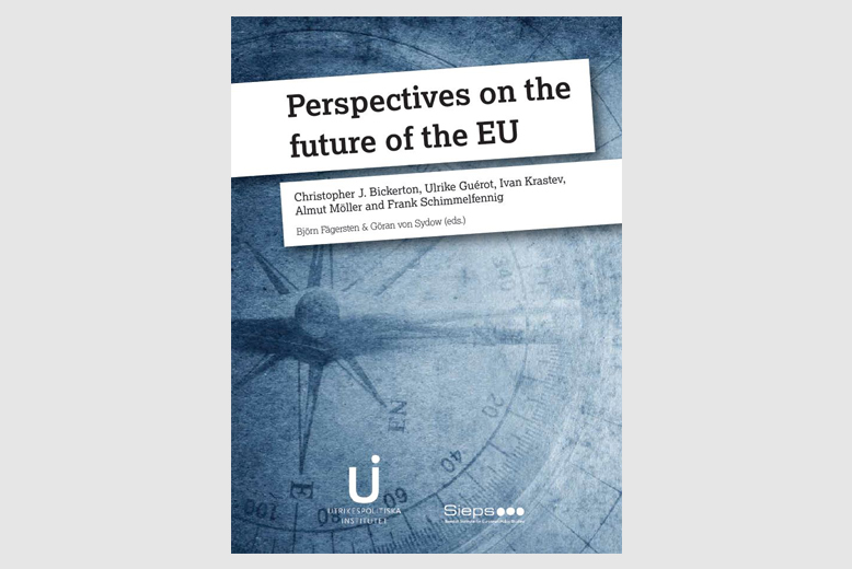 Ny publikation: Perspectives on the Future of the EU