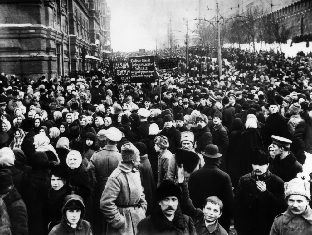 Putin's Ambiguities over the 1917 Russian Revolutions