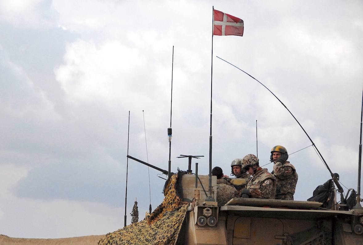 Danish soldiers in Helmand province, Afghanistan. Photo: Aramis X Ramirez/ISAF
